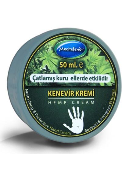 Mecitefendi Kenevir El Bakım Kremi 50 ml