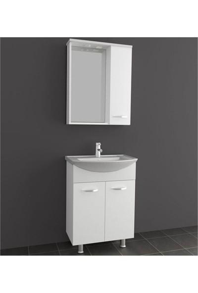 Bratz Brat Lale 55 cm Banyo Dolabı Şık Konforlu Kullanışlı