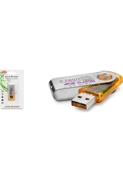 Hadron H125 Card Reader Mıcro Sd
