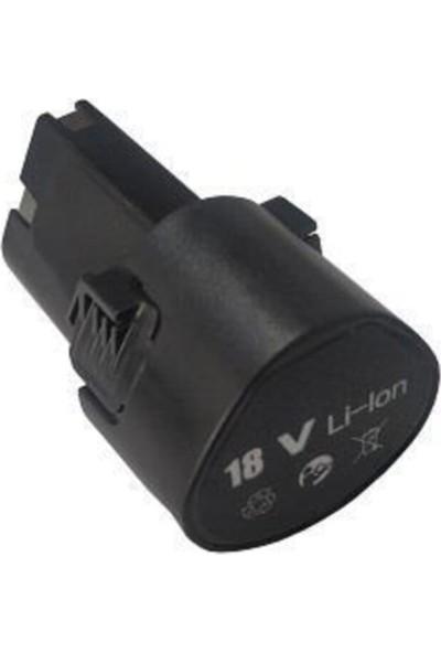 Maxstar Işıklı 18 V 1.3 Ah Li-On Çift Akülü Çantalı Şarjlı Vidalama