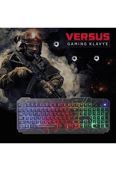 Polosmart PGM11 Versus Gaming Klavye Siyah