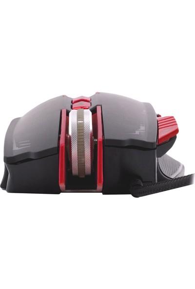MF Product Strike 0573 RGB Kablolu Gaming Mouse Siyah