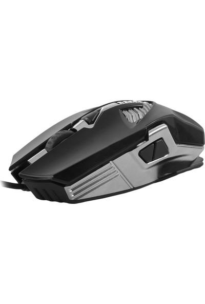 MF Product Strike 0580 Rgb Kablolu Gaming Mouse Siyah