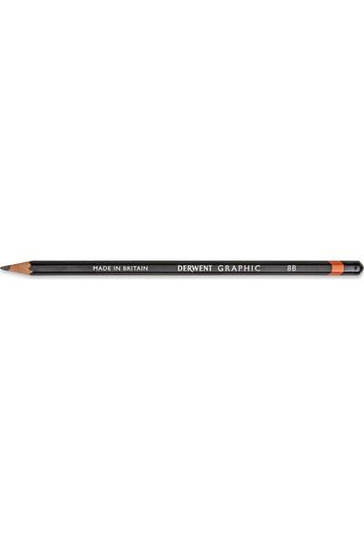 Derwent : Graphic Pencil : Dereceli Kalem : 8B