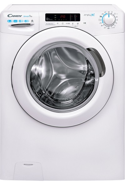 Candy COW 4852D/1-S A 8 kg Yıkama/ 5 kg kurutma Wi-Fi + Bluetooth Bağlantılı 1400 Devir Çamaşır Makinesi