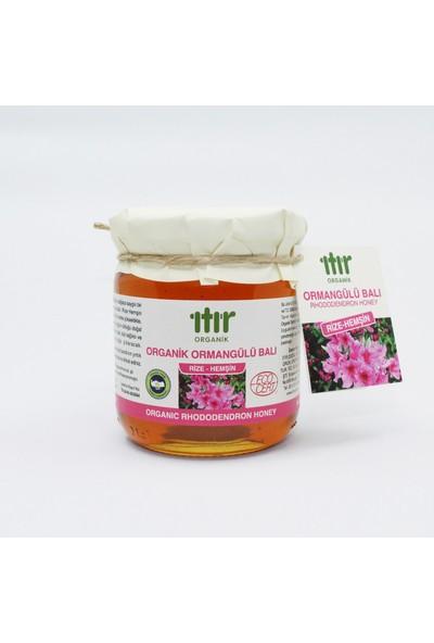 Itır Organik Ormangülü Balı (Hemşin) 250 gr