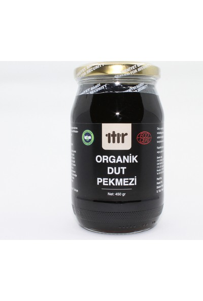 Itır Organik Dut Pekmezi 450 gr