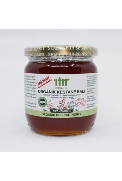 Itır Organik Kestane Balı (Fındıklı) 500 gr