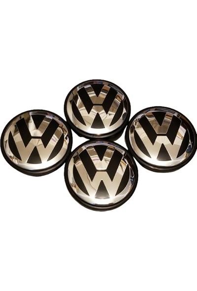 Gardenauto Volkswagen Jetta 2011 Sonrası Jant Göbeği 55-65mm