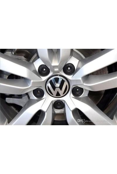 Gardenauto Volkswagen Jetta 2005-2010 Jant Göbeği 55-65mm