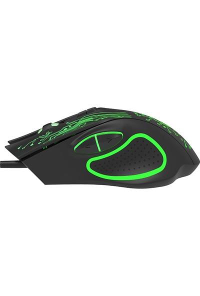 Hytech Hy-X8 Eagle Mouse Siyah