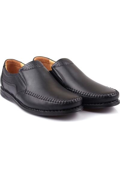 Detector Iç Dış Deri Jel Taban Günlük Erkek Ayakkabı ŞM208-4