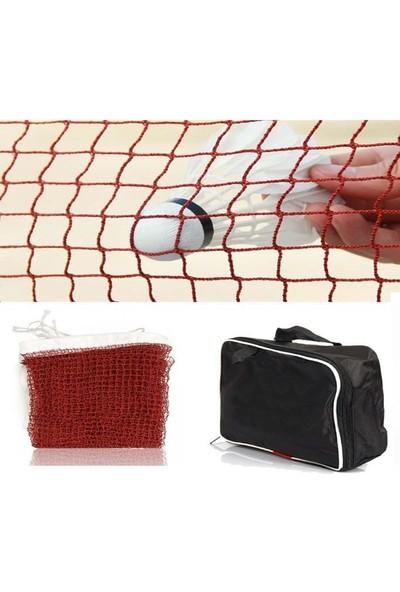Liggo Telli Badminton Filesi Badminton Ağı Üst Bantlı 1mm 1,5x1,5cm Göz