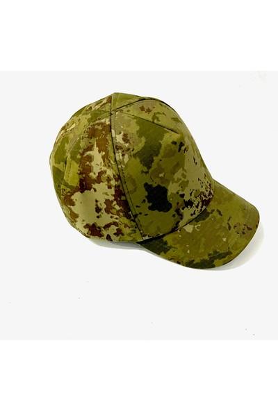 Allhunting Askeri Kamuflaj Şapka