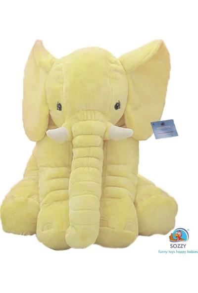 Sozzy Toys Büyük Yumuşak Uyku Filim - Sarı SZY147