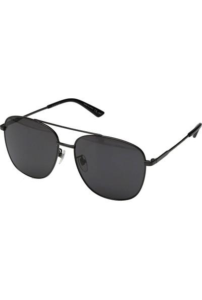 Gucci GG0410SK 001 61 Erkek Güneş Gözlüğü