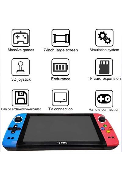Atari PS7000 128 Bit Retro Oyun Konsolu 3000 Oyunlu