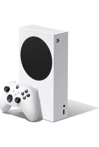 Microsoft Xbox Series S Oyun Konsolu Beyaz 512 GB