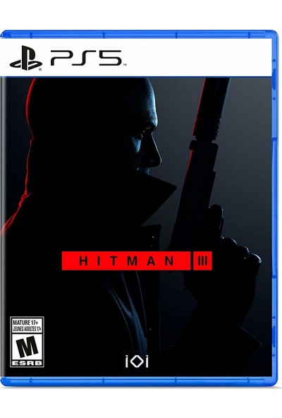 CD Media Hitman 3 Standart Edition Ps5 Oyunu