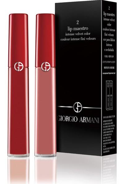 Giorgio Armani Lip Maestro ( Travel Exclusive )
