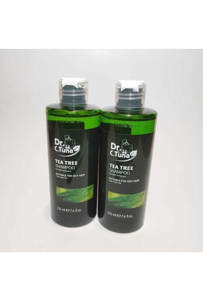 Farmasi Dr. C. Tuna Çay Ağacı Şampuanı 225 ml x 2