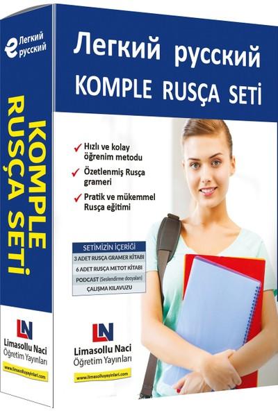 Komple Rusça Seti