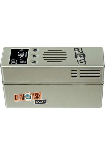 Cigar Oasis Excel 3.0 Elektronik Humidor Puro Nemlendirici WIFI(300CIG)