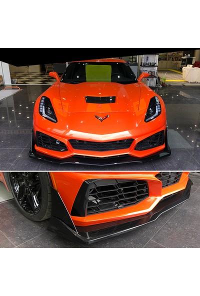 Chevrolet Corvette C7 2014+ Zr1 Ön Tampon