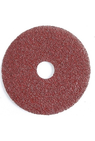 Egeli 180 x 22 mm Fiber Disk Zımpara Zr 36 Kum