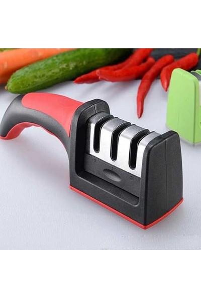 Tamam Elektronik Profesyonel Bıçak Bileyici 3 Açılı