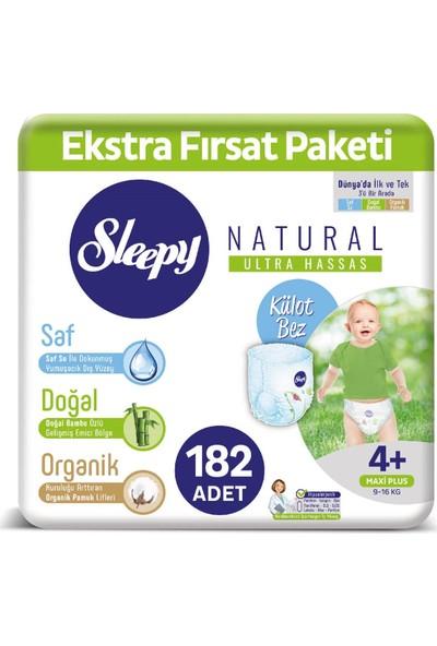 Sleepy Külot Bez 4+ Numara Max Plus Ekstra Fırsat Paket 9 - 16 Kg
