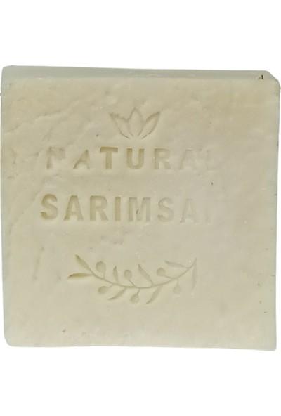 Natural Natural Sarımsak Bitkisel Sabun 125 gr