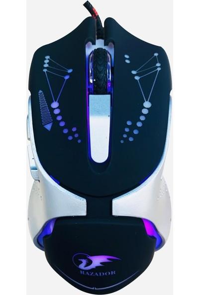Razador Rmx-52 Optik Gaming Işıklı Oyuncu Mouse