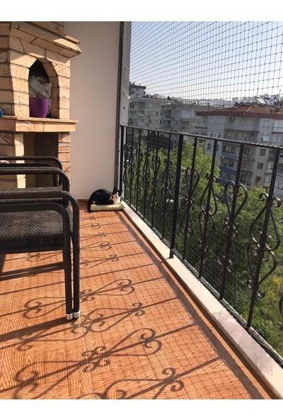 Winblock Pets Balkonlar Için Kedi Güvenli Ağı 200 x 300 cm