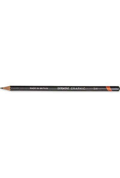 Derwent : Graphic Pencil : Dereceli Kalem : 5H