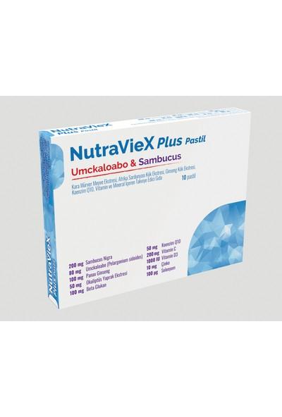 Mensis Nutraviex Plus Pastil Umckaloabo-Sambucus