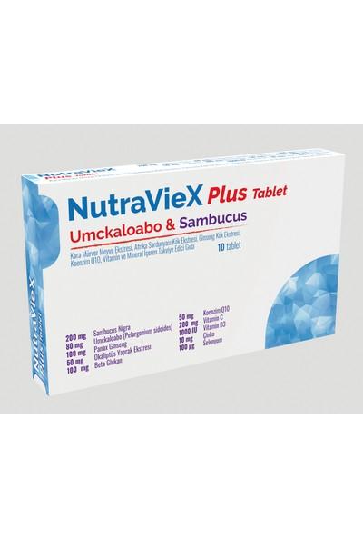 Mensis Nutraviex Plus Tablet Umckaloabo-Sambucus