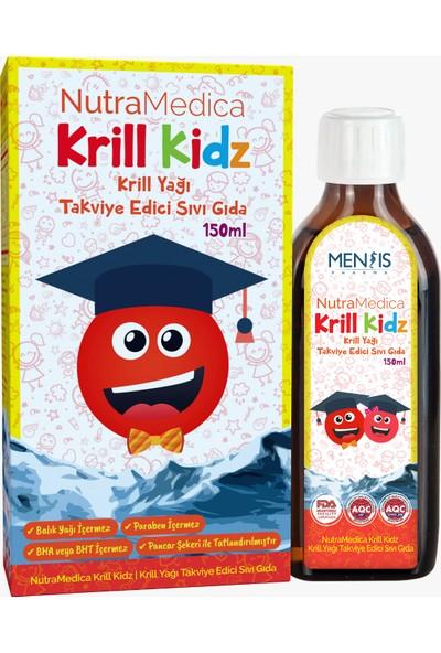 Nutramedica Krill Kidz Şurup