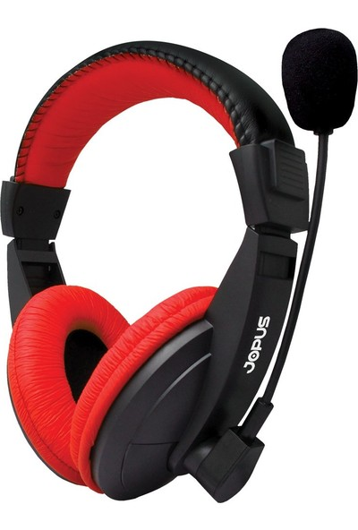 Tekno Grup Simex Game-J1 Universal Mikrofonlu Müzik ve Oyuncu Kulaklık