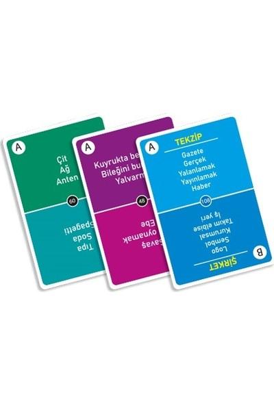 Ayas Eğitici Oyuncak Habu Anlat Bakalım Aile Oyunu Tabu