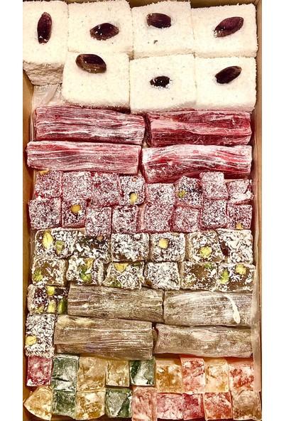 Salkım Karışık Süper Lezzetli Premium Lokum 500 gr