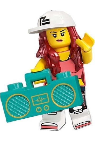 LEGO Minifigür Seri 20 - 71027 - 2 Breakdancer
