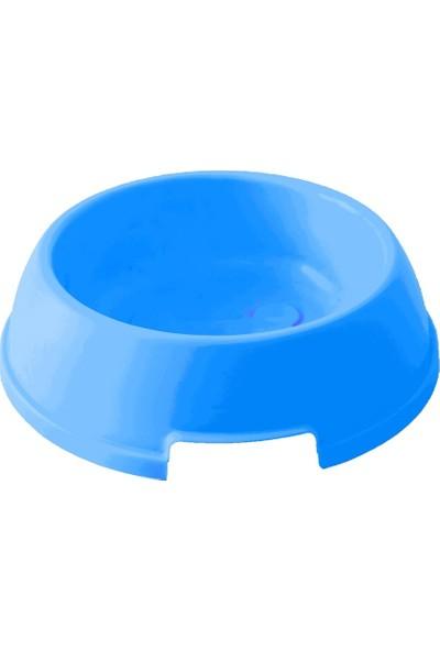Mavi Renkli Hijyenik Mama Kabı