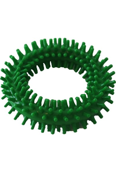 Yeşil Dikenli Halka Oyuncak