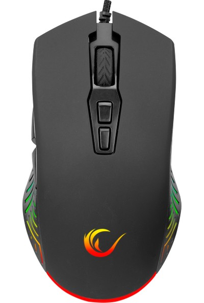 Rampage Fitment Gaming Set (Klavye Mouse Kulaklık Mousepad)