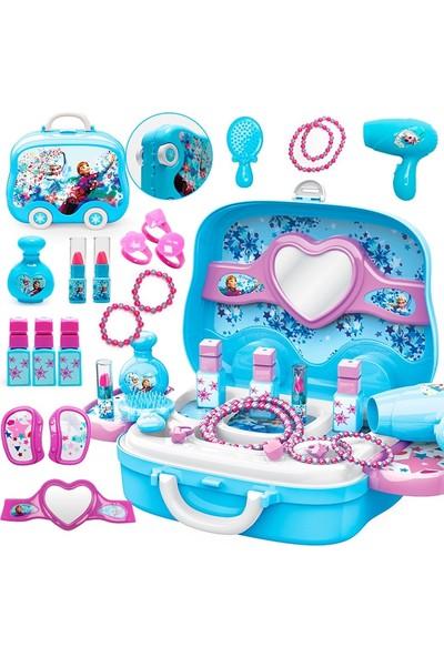 Fun Project Frozen Elsa Çocuk Makyaj Bavul