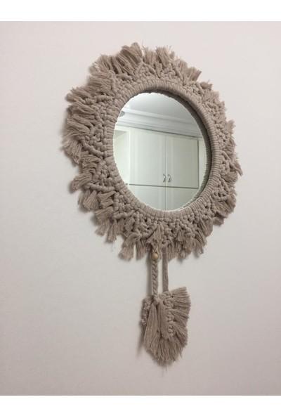 Alya E-Butik Makrome Ayna