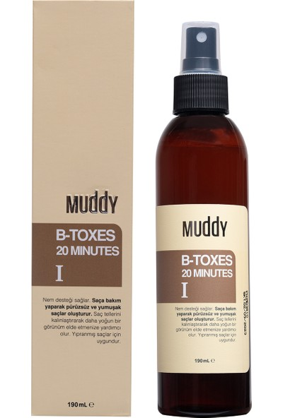 Muddy B-Toxes 20 Minutes 1
