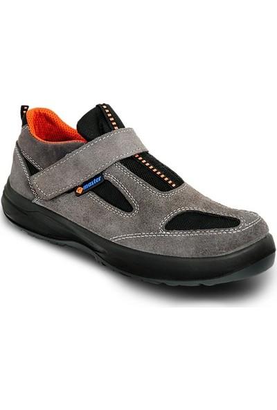 Master Çelik Burunlu Süet Deri S1 Iş Güvenlik Ayakkabısı Antistatik (No Seçiniz)