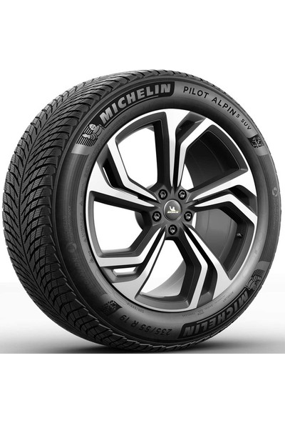Michelin 265/45 R21 104V Pilot Alpin 5 Suv Kış Lastiği (Üretim Yılı: 2020)